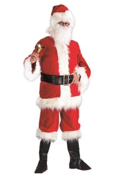 Costume Babbo Natale.Costume Babbo Natale Deluxe Magianimation