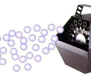 Attrezzature per bolle di sapone