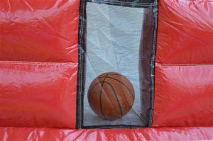 basket gonfiabile