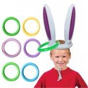 gioco cappello gonfiabile coniglio