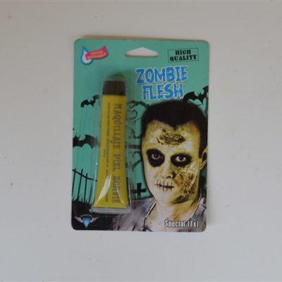 Fondotinta pelle di zombie