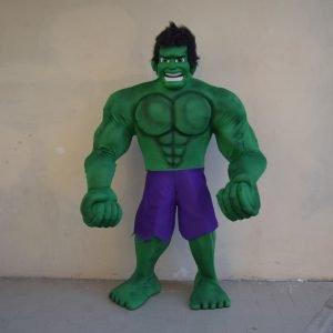 mascotte hulk