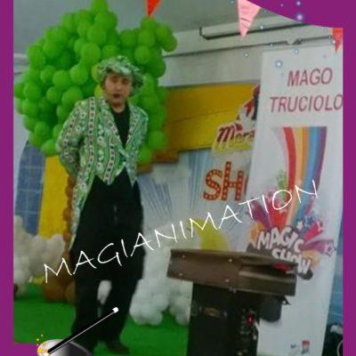 MAGIA COMICA