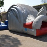 Gonfiabile Balena