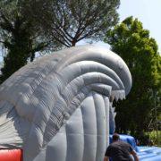 Gonfiabile Balena 5