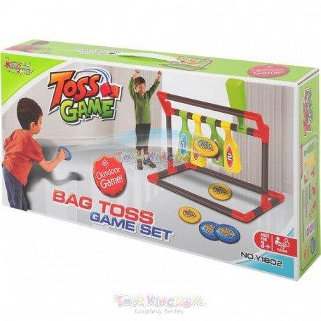 TOSS GAME DISCHI