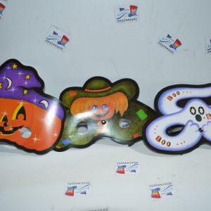 Mascherine Halloween